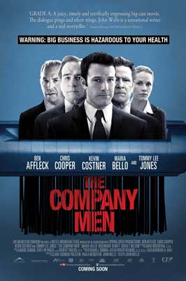 The Company Men - 11 x 17 Movie Poster - Style B