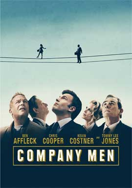 The Company Men - 43 x 62 Movie Poster - German Style B