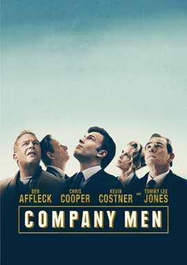 The Company Men - 43 x 62 Movie Poster - German Style D