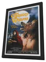 The Company of Wolves - 11 x 17 Movie Poster - Style A - in Deluxe Wood Frame