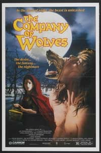 The Company of Wolves - 11 x 17 Movie Poster - Style A