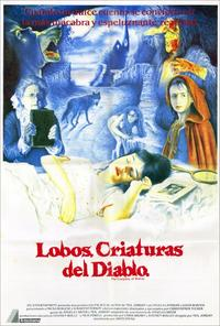 The Company of Wolves - 27 x 40 Movie Poster - Spanish Style A