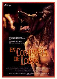 The Company of Wolves - 11 x 17 Movie Poster - Spanish Style B