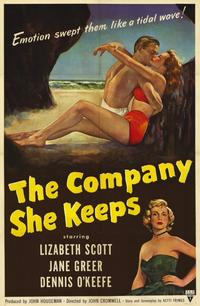 The Company She Keeps - 11 x 17 Movie Poster - Style A