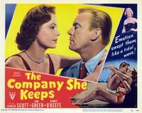 The Company She Keeps - 11 x 14 Movie Poster - Style E