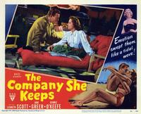 The Company She Keeps - 11 x 14 Movie Poster - Style G