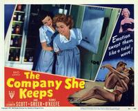 The Company She Keeps - 11 x 14 Movie Poster - Style H