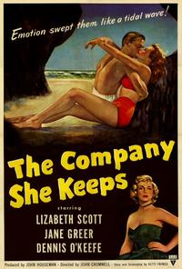 The Company She Keeps - 27 x 40 Movie Poster - Style A