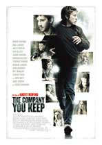 The Company You Keep - 11 x 17 Movie Poster - Swedish Style A