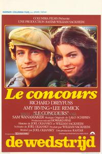 The Competition - 11 x 17 Movie Poster - Belgian Style A