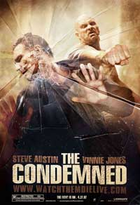 The Condemned - 27 x 40 Movie Poster - Style B