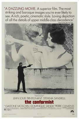 The Conformist - 27 x 40 Movie Poster - Style A