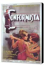 The Conformist - 27 x 40 Movie Poster - Italian Style A - Museum Wrapped Canvas