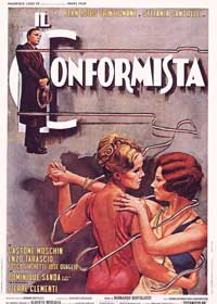 The Conformist - 11 x 17 Movie Poster - Italian Style B
