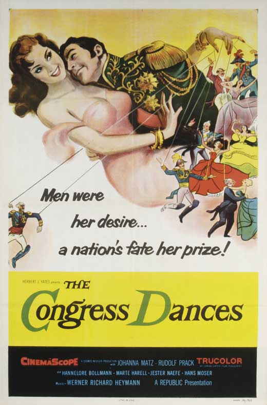 The Congress Dances movie