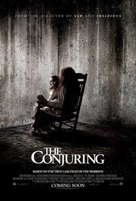 The Conjuring - 11 x 17 Movie Poster - UK Style A