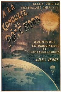 The Conquest of the Pole - 11 x 17 Movie Poster - French Style A