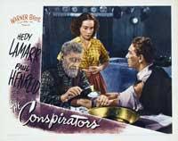 The Conspirators - 11 x 14 Movie Poster - Style C
