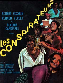 The Conspirators - 11 x 17 Movie Poster - French Style A