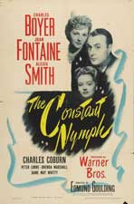 The Constant Nymph - 27 x 40 Movie Poster - Style A