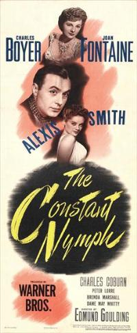 The Constant Nymph - 14 x 36 Movie Poster - Insert Style A