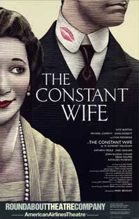 The Constant Wife (Broadway) - 27 x 40 Poster - Style A