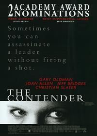 The Contender - 11 x 17 Movie Poster - Style B