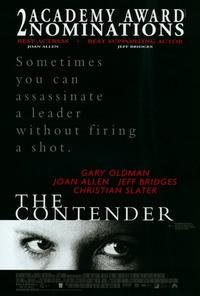 The Contender - 27 x 40 Movie Poster - Style B