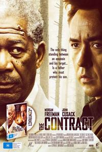 The Contract - 27 x 40 Movie Poster - Style B
