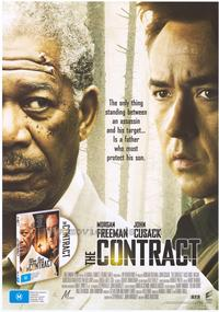 The Contract - 43 x 62 Movie Poster - Bus Shelter Style A