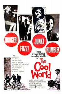 The Cool World - 11 x 17 Movie Poster - Style A