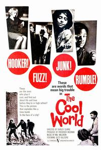 The Cool World - 27 x 40 Movie Poster - Style A