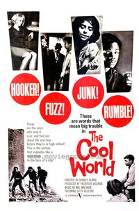 The Cool World - 43 x 62 Movie Poster - Bus Shelter Style A