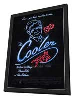 The Cooler - 27 x 40 Movie Poster - Style A - in Deluxe Wood Frame
