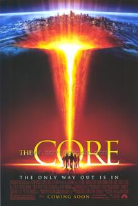 The Core - 43 x 62 Movie Poster - Bus Shelter Style A