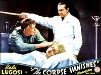 The Corpse Vanishes - 11 x 14 Movie Poster - Style A