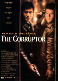 The Corruptor - 43 x 62 Movie Poster - Spanish Style A