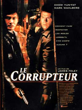 The Corruptor - 11 x 17 Movie Poster - French Style A