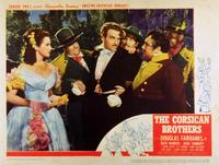 The Corsican Brothers - 11 x 14 Movie Poster - Style A