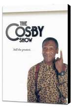 The Cosby Show - 11 x 17 TV Poster - Style A - Museum Wrapped Canvas