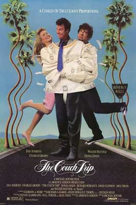 The Couch Trip - 27 x 40 Movie Poster - Style A