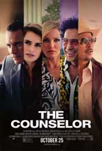 The Counselor - DS 1 Sheet Movie Poster - Style B