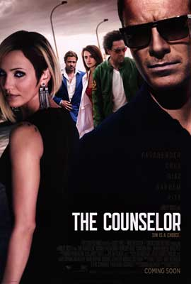 The Counselor - DS 1 Sheet Movie Poster - Style C