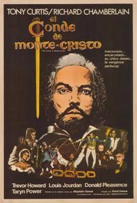 The Count of Monte Cristo - 27 x 40 Movie Poster - Italian Style C
