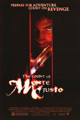 The Count of Monte Cristo - 11 x 17 Movie Poster - Style C