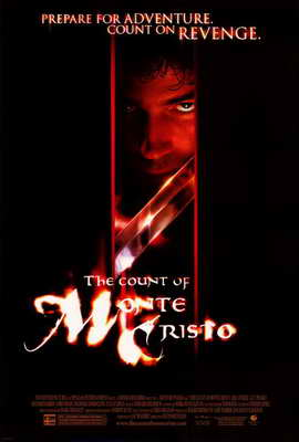 The Count of Monte Cristo - 27 x 40 Movie Poster - Style A