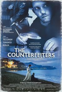 The Counterfeiters - 43 x 62 Movie Poster - Bus Shelter Style A