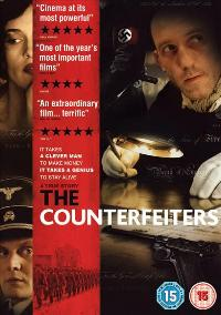 The Counterfeiters - 27 x 40 Movie Poster - UK Style A