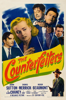 The Counterfeiters - 27 x 40 Movie Poster - Style C