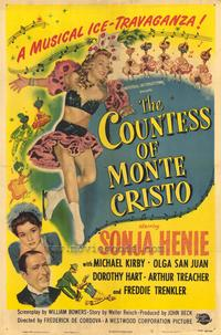 The Countess of Monte Cristo - 43 x 62 Movie Poster - Bus Shelter Style A